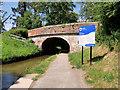 SJ4034 : Llangollen Canal, Birch Road Bridge by David Dixon