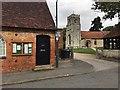 SP1566 : Church of St Nicholas, Beaudesert, Henley-in-Arden by Robin Stott