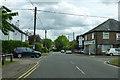 SP8700 : A4128 High Street, Prestwood by Robin Webster