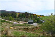 NC9410 : Turbine house of the Glen Loth hydroelectric scheme by Tim Heaton