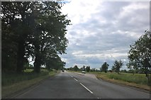 SP7832 : The A421 near Little Horwood by David Howard