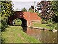 SJ4534 : Shropshire Union Canal Bridge#50, Hampton Bank by David Dixon