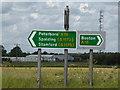 TF2520 : Road Sign by Bob Harvey