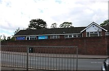 SP8213 : David Lidington's offices on Walton Street, Aylesbury by David Howard