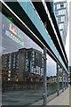 SK3587 : Riverside reflections by David Martin