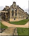 SK4770 : Bolsover Castle: the Terrace Range by John Sutton