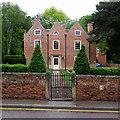 SK7053 : Southwell: Rampton Prebend, Westgate by John Sutton