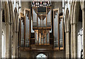 TG2208 : Organ, St Peter Mancroft church, Norwich by Julian P Guffogg