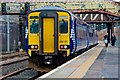 NS9545 : ScotRail Sprinter Train at Carstairs Railway Station by Adam Forsyth