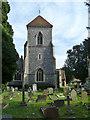TQ3763 : Addington church by Robin Webster