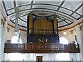 SE2918 : St Peter & St Leonard, Horbury - organ gallery by Stephen Craven