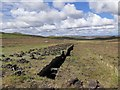 NB2620 : Peat cutting near Baile Ailein, Isle of Lewis by Claire Pegrum