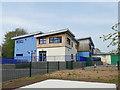 SE2918 : Horbury church school by Stephen Craven