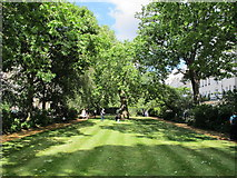 TQ2878 : Chester Square by David Hawgood