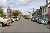 NX4355 : South Main Street, Wigtown by Billy McCrorie