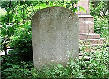 TG2408 : The gravestone of the Robberds Family by Evelyn Simak
