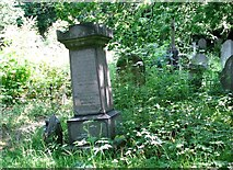 TG2408 : The monument of Rev William Howard by Evelyn Simak