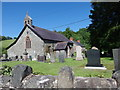 SN7131 : Church of Saint Cwrdaf, Llanwrda by Colin Cheesman