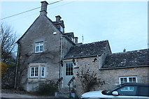 SP1106 : Cottage by the B4425, Arlington by David Howard
