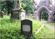 TG2408 : The grave of Mary Lydia John by Evelyn Simak