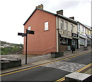 ST1599 : Rossi café and delicatessen, 12 High Street, Bargoed by Jaggery
