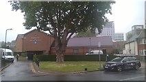 TQ1885 : Kingdom Hall of Jehovah's Witnesses by David Anstiss