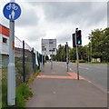 SJ8991 : Lancashire Hill by Gerald England