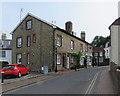 TQ5838 : Tunbridge Wells: up Little Mount Sion by John Sutton