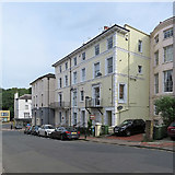 TQ5838 : Tunbridge Wells: a lexicographer's house on Mount Sion by John Sutton