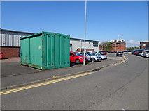NS5565 : Govan railway station (site), Glasgow by Nigel Thompson