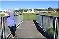 NS2108 : Ayrshire Coastal Path at Maidens by Billy McCrorie