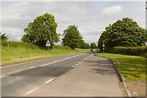 NZ2711 : Lay-by on the A167 near Springfield Farm by Mark Anderson