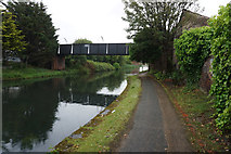 SJ3494 : Leeds & Liverpool Canal by Ian S