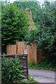 SP0329 : Winchcombe Pottery, Derelict bottle oven by Chris Allen