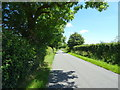 SO9659 : Minor road towards Priest Bridge by JThomas