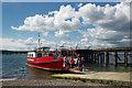 NH7968 : Renfrew Rose - the Cromarty to Nigg Ferry by Julian Paren