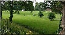 SK8608 : Cutts Close Park in Oakham by Mat Fascione
