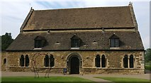 SK8608 : The great hall of Oakham Castle by Mat Fascione