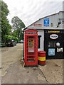 TQ2611 : Former Telephone Box at Poynings by PAUL FARMER