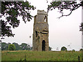TG1632 : The tower of Wolterton St. Margaret's church by Adrian S Pye