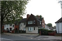 SK9972 : Houses on Wragby Road, Lincoln by David Howard