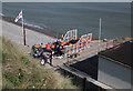 TG1543 : Sheringham IRB Station by Hugh Venables