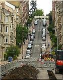 NS5566 : Gardner Street, Partick by Alan Murray-Rust