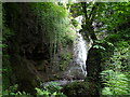 NO7766 : Den Finella Waterfall by Peter Robinson