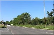 SP8685 : Oakley Road, Corby by David Howard