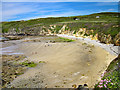 SH3089 : Porth Swtan (Church Bay), Anglesey by Jeff Buck