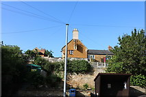 SP8490 : Corby Road, Cottingham by David Howard