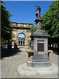 NS5964 : Sir William Collins Memorial Fountain by Philip Halling