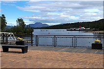 NS3882 : Lomond Shores by Steve Houldsworth