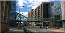 SK5804 : Vaughan Way in Leicester by Mat Fascione
